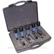 Инструментальный набор из 5 микрофонов Audio Technica MB/Dk5 фото