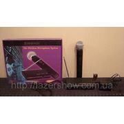 Безпроводной микрофон Shure SH-200 фото