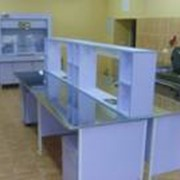 Мебель лабораторная для химических и других лабораторий фото