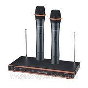 Профессиональная радиосистема TAKSTAR TS-6320 на два микрофона фото