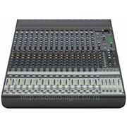 Mackie ONYX 1640 + FireWire 24/96 Студийный концертный микшерный пульт с FireWire аудиоинтерфейсом фото