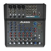 Alesis Multimix 8USB 2.0 FX Микшерный пульт с процессором эффектов и скоростным USB интерфейсом фото