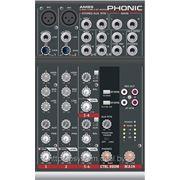 Микшерный пульт Phonic AM85 фото