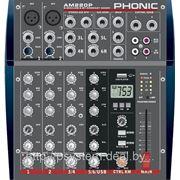 Микшерный пульт Phonic AM220P фото