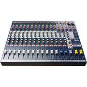 Soundcraft EFX12 Микшерный пульт 16 каналов с процессором эффектов FX фото
