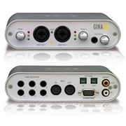 Профессиональная плата для записи и воспроизведения звука ECHO GINA 3 G фото