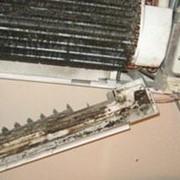 Чистка кондиционера с разборкой внутреннего блока (12-24) фото