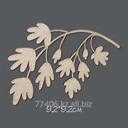 Чипборд Листья инжира №1 фото