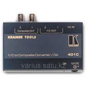 Усилитель-распределитель и преобразователь сигнала s-video в композитный сигнал фото