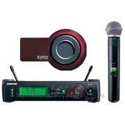 Shure SLX Beta58 Радиосистема с вокальным ручным радиомикрофоном