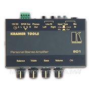 Kramer 901 презентационный усилитель стереосигналов 2х2 Вт фото