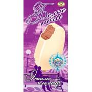 Эскимо классическое шоколадное в молочной глазури Белые ночи фото