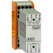 Съемный модуль реле К431 (К432) фото