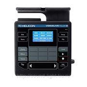 TC-Helicon Voicelive Touch 2 VLoop Вокальный процессор, гармонайзер, луппер, компрессор, эквалайзер, FX фото