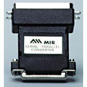 RS-232 кабель/микроинтерфейс плюс конвертер для подключения Spirodoc к принтеру фото