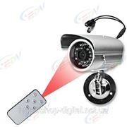 Безпроводная видео/аудио камера с датчиком движения и регистратором фото