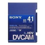 Видеокассета SONY pdvm-41n DVCAM фото