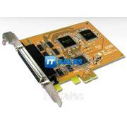 контроллер SUNIX SUNIX SER5466A (PCI-Ex1 --->RS 232) фото