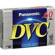 Видеокассета Panasonic DVM-60 FF фото