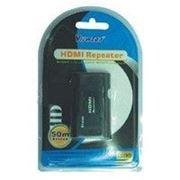 Видео Splitter Viewcon VE458 Підсилювач HDMI сигналу до 5 метрів (не потребує додаткового живлення) фото