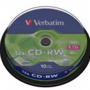Диски CD-RW Verbatim фото