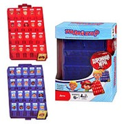 Детская настольная игра Joy Toy 7267 Угадай кто фото