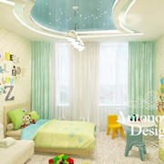 Дизайн детская комната 61 фото