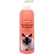 Beaphar ProVitamin shampoo almond oil - шампунь для длинношерстных кошек беафар провитамин фото