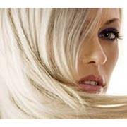 Славянские волосы 50 см на капсулах Платиновый блонд фото