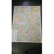Карта г.Омск фото