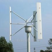 Ветрогенератор Sokol Air Vertical - 7,5 кВт фото