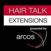 Hair Talk пряди для холодного наращивания Комплект HAIR TALK 100 % Remy«Аrcos» , 55 см прямые фото
