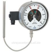 73-8 Манометрический термометр с переключающими контактами фото