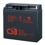 Аккумуляторная батарея GP12170 производства CSB фото