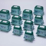 Мини-компрессоры диафрагменные Hiblow фото