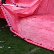 Реставрация газона футбольных полей перед игрой, матчами фото