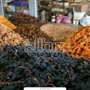 Сельское хозяйство. Плодоовощные культуры. Фрукты сушеные. Сухофрукты. фото