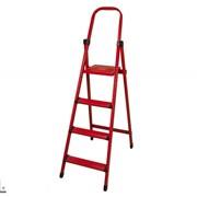 """Лестница-стремянка металлическая """"МАСТЕР"""" 5 ступеней, h=1003 мм, max 150 кг фото"""