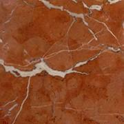 Мрамор Rojo Alicante (Испания) (Высокодекоративные камни) фото