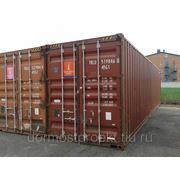 Морские контейнеры и бытовки фото