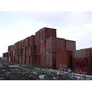 Контейнеры 3 и 5 тонн в Ростове-на-Дону (Ростовской области) фото