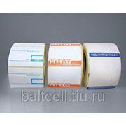 Этикеточная бумага UPM фото