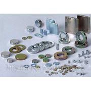 Магнитные диски 30х10мм. фото