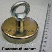 Поисковый магнит на 164 кг. (PMD-75) фото