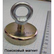 Поисковый магнит на 113 кг. (PMD-60) фото