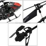 Радиоуправляемый вертолет Модель CX 008V с гироскопом. Видеокамера + SD reader. фото