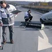 Выезд оценщика на место аварии фото