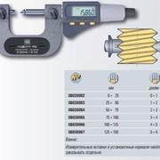 Микрометр MICROMASTER AC для измерения резьбы фото