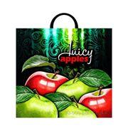 Пакет подарочный полиэтиленовый Juicy Apples фото