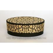 Коробка подарочная сувенирная КАРАМЕЛЬ, 18 х 12хH6, РАСПРОДАЖА!!! фото